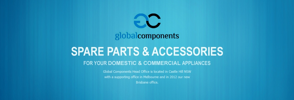 Global Components Appliance Spare Parts Online
